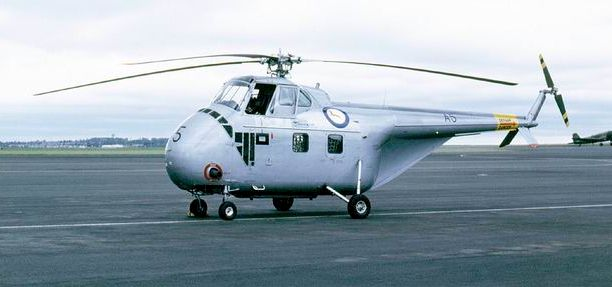 Elicottero S 55 : Sikorsky s whirlwind has saaf museum