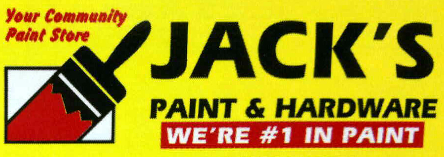 Jacks Paint & Hardware LOGO